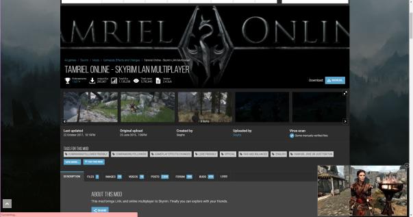 tamriel online